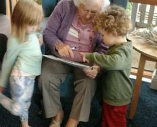 Nursery Visits To Retirement House