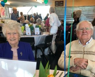 Abbeyfield Residents In Abba Singalong