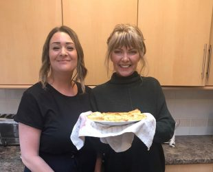 Abbeyfield House In Easter Compton Cooks Up Pie Treats