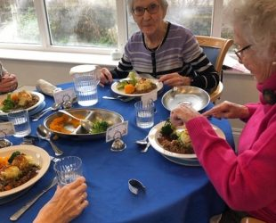 Abbeyfield Residents Are The Judges For Pie Week Competition
