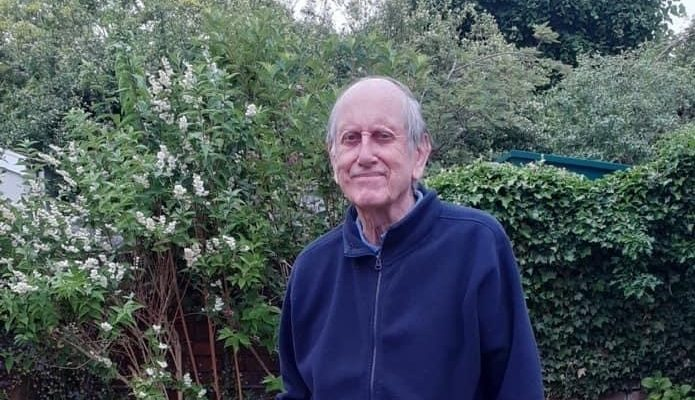 Resident Stuart Is Our Star Gardener