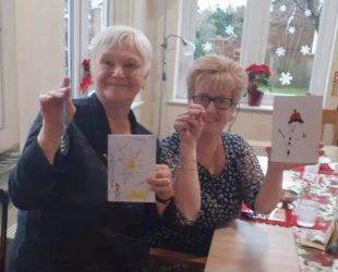 Christmas Cards For Abbeyfield House
